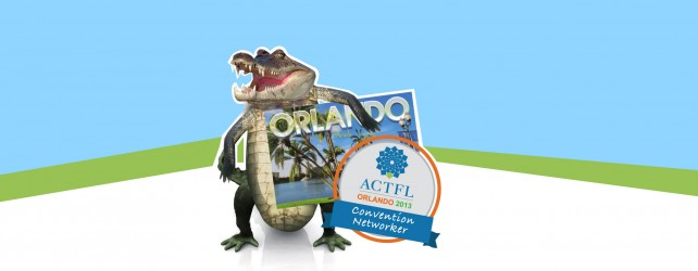 Meet Us At the ACTFL Digital Badge Booth!