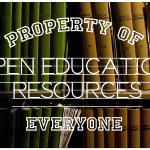 On open educational resources -- Beyond definitions